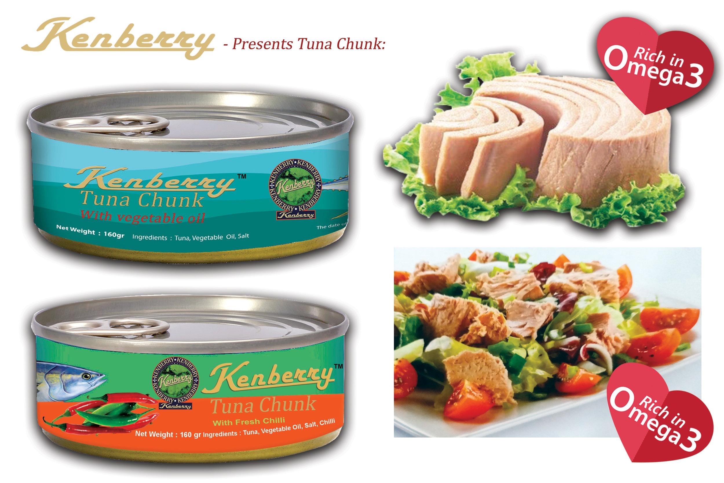 KENBERRY Tuna Chunk