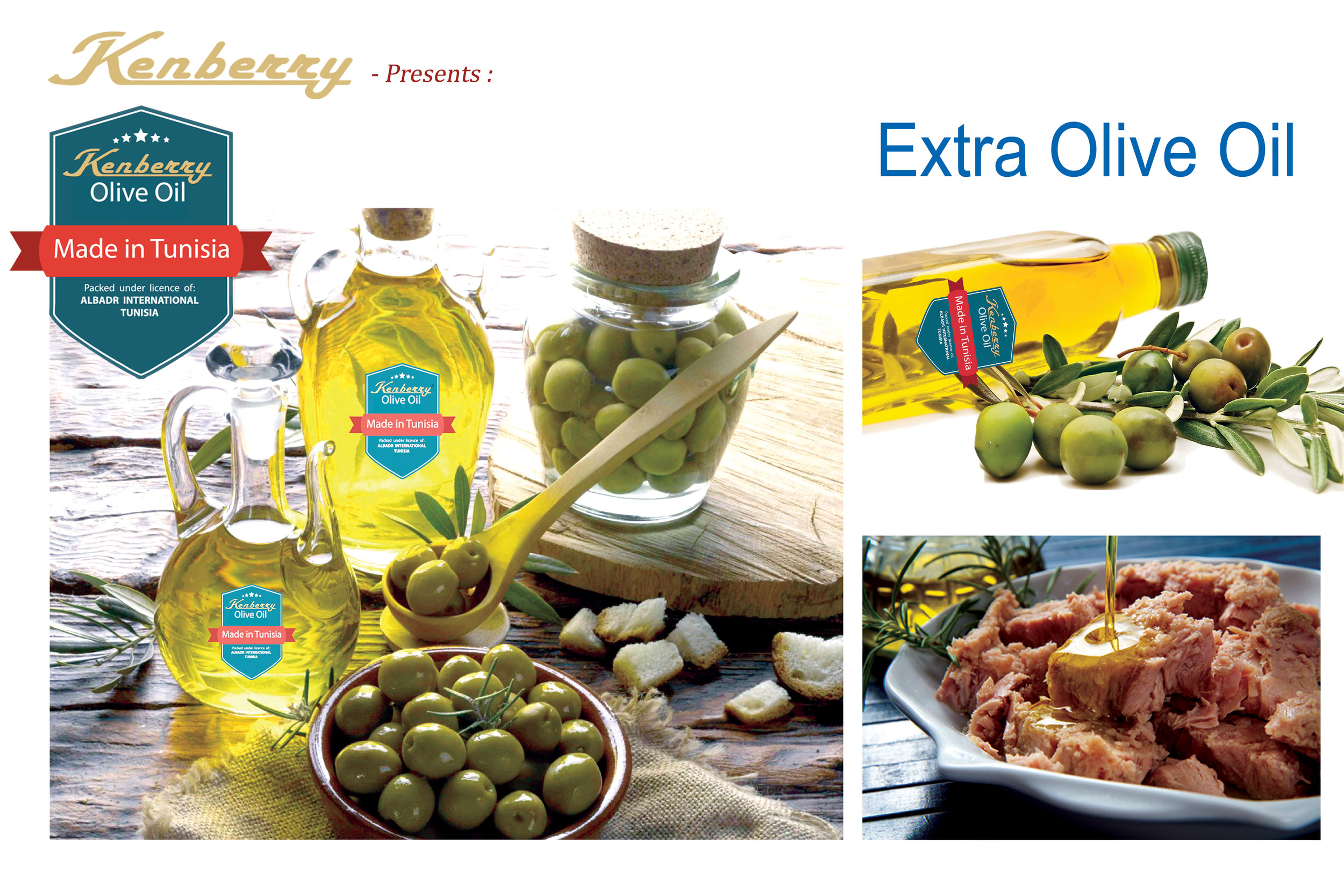 KENBERRY Olives & Oil