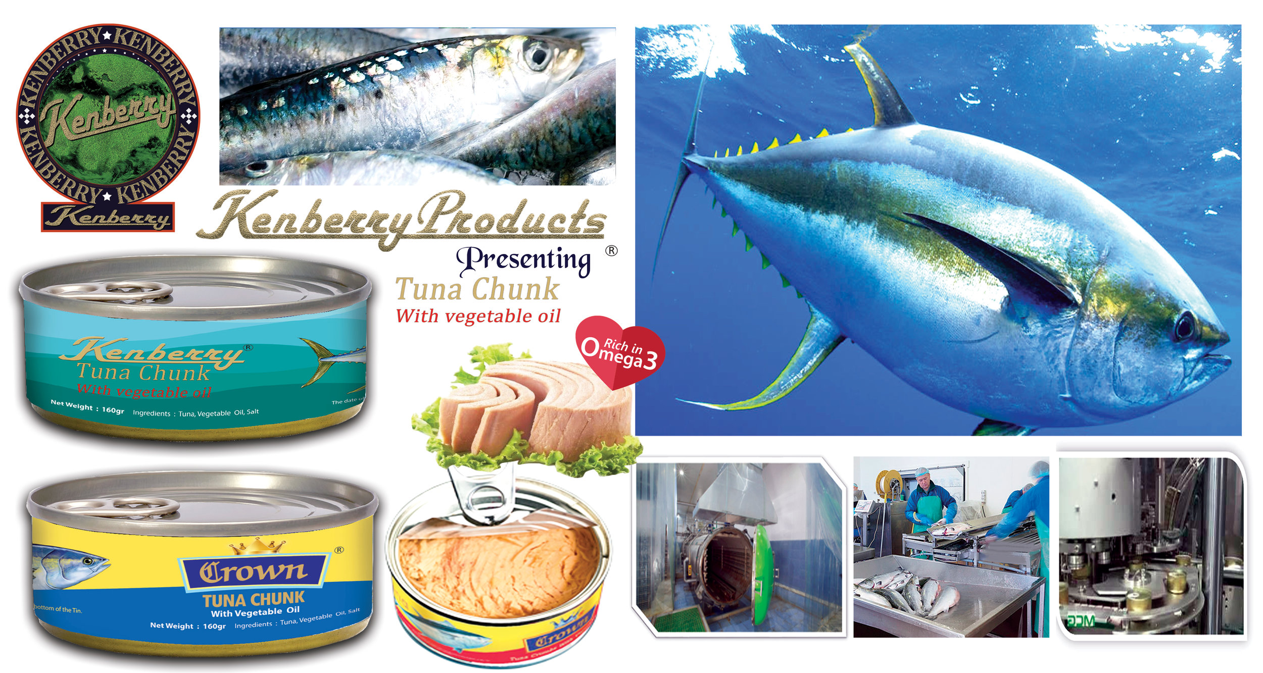 KENBERRY PRODUCTS