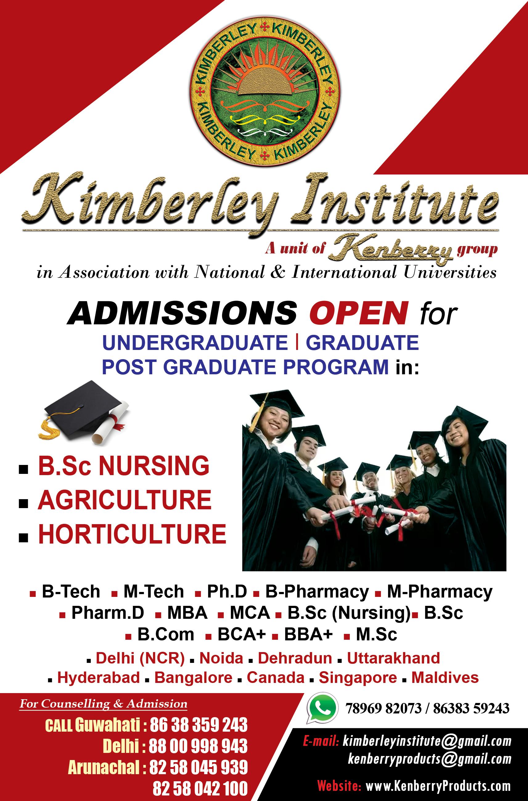 KIMBERLEY INSTITUTE