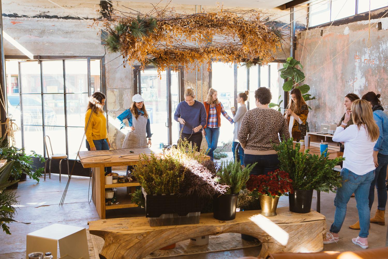 KKDW Wreath Workshop