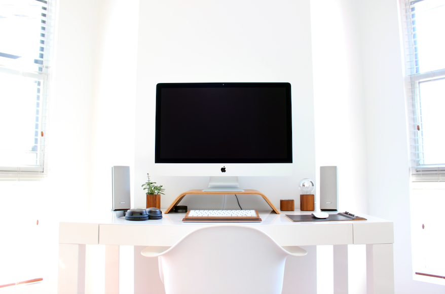 Pilates At Your Desk visits SheerLuxe -