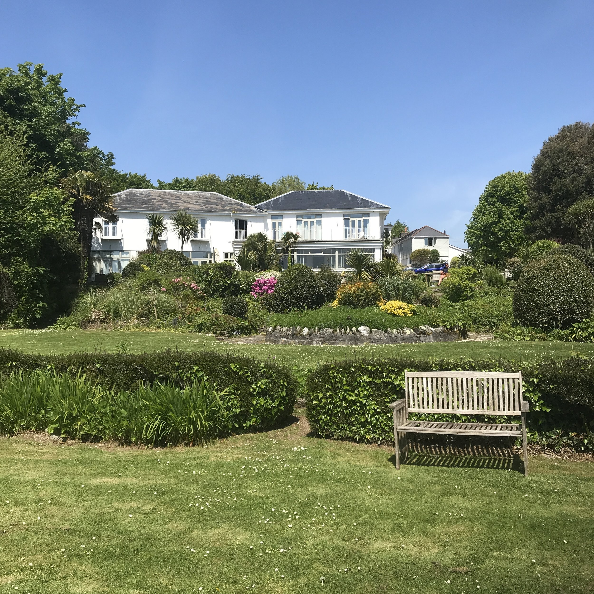 Recharge in South Cornwall at The Rosevine -