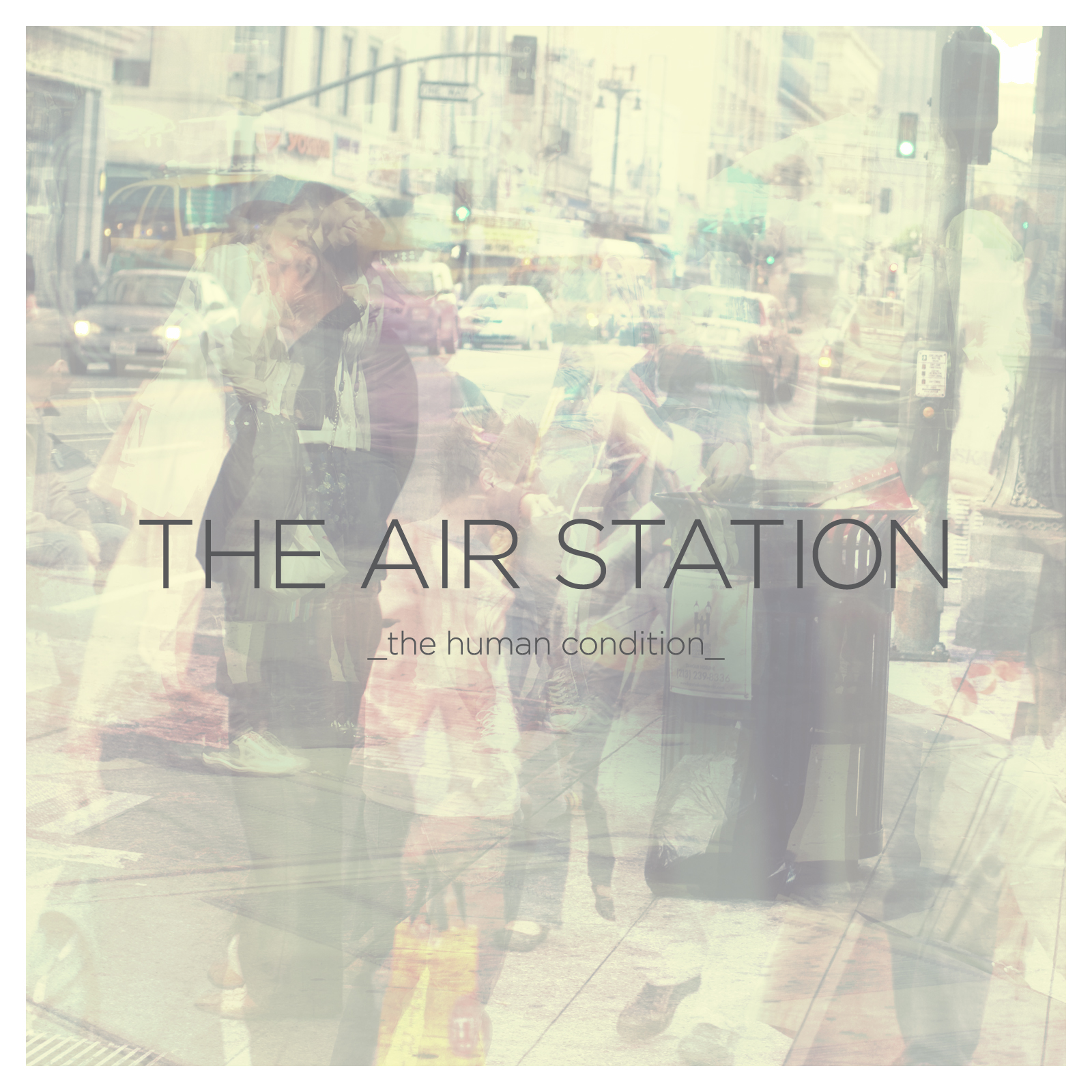 The Air Station - The Human Condition - Cover Art.jpg