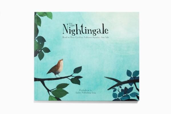 Nightingale Book -  189,00 kr