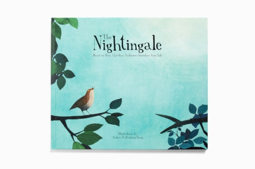The Nightingale book, English, hard cover -  189.00 kr