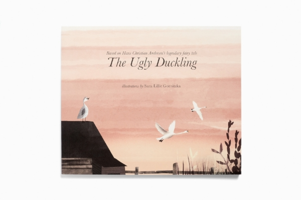 Ugly Duckling book, hard cover -  189.00 kr