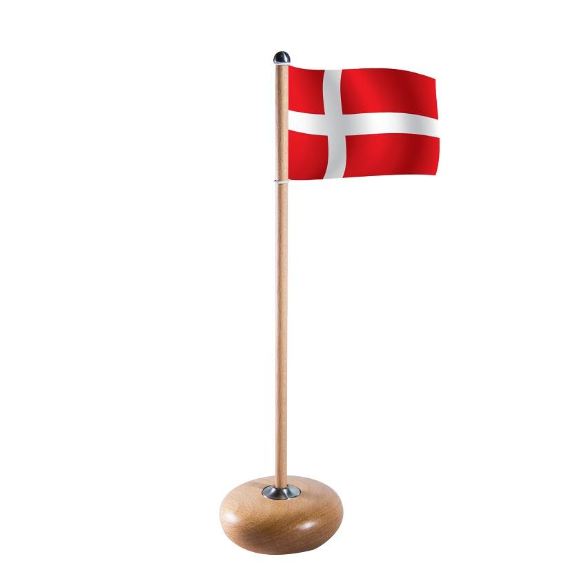 The Rocking Flag, Beech Flagpole -  349.00 kr  (in stock from 16 September 2019)