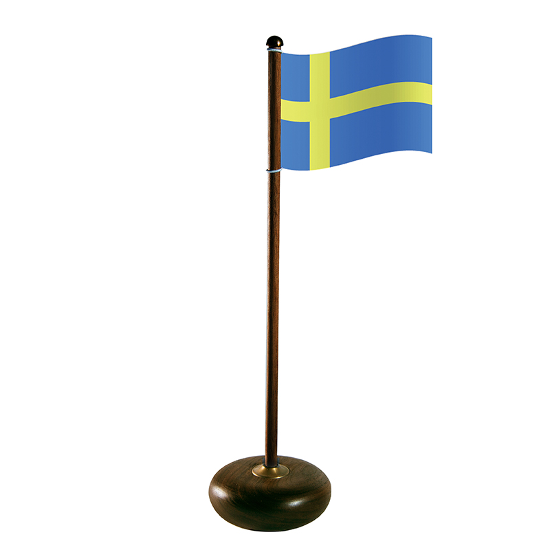 The Rocking Flag, Walnut Sweden -  379.00 kr  (in stock from 16 September 2019)