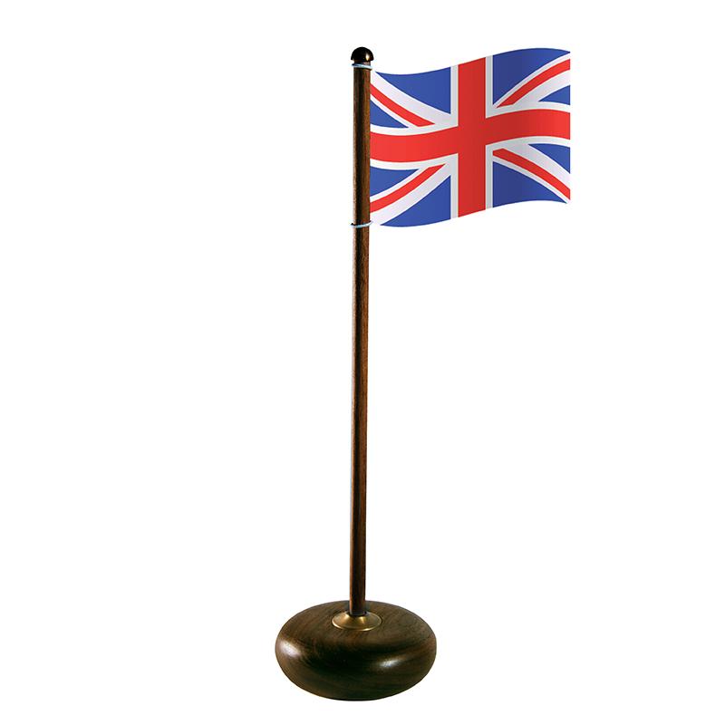 The Rocking Flag, Walnut UK -  379.00 kr  (in stock from 16 September 2019)