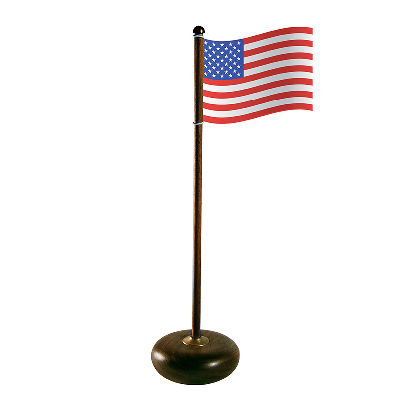 The Rocking Flag, Walnut USA -  379.00 kr  (in stock from 16 September 2019)