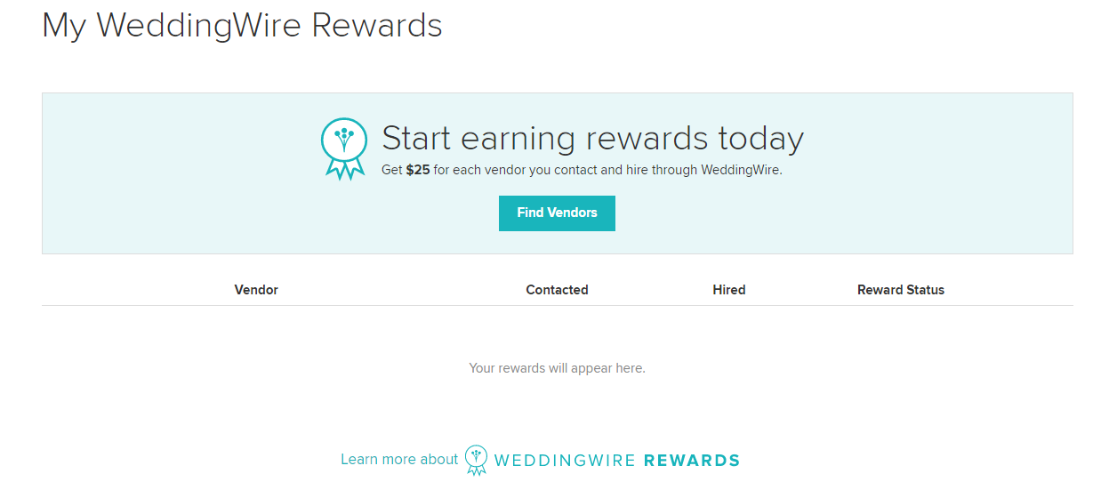 This interface received a variety of research iterations prior to launch. I was responsible for a series of qualitative usability tests as well as quantitative survey data collections to give insight into what to show and how much information to provide couples. Ultimately, my research recommendations helped to simplify the display shown to couples and to make the rewards program a wholly rewarding experience they would come back to use.