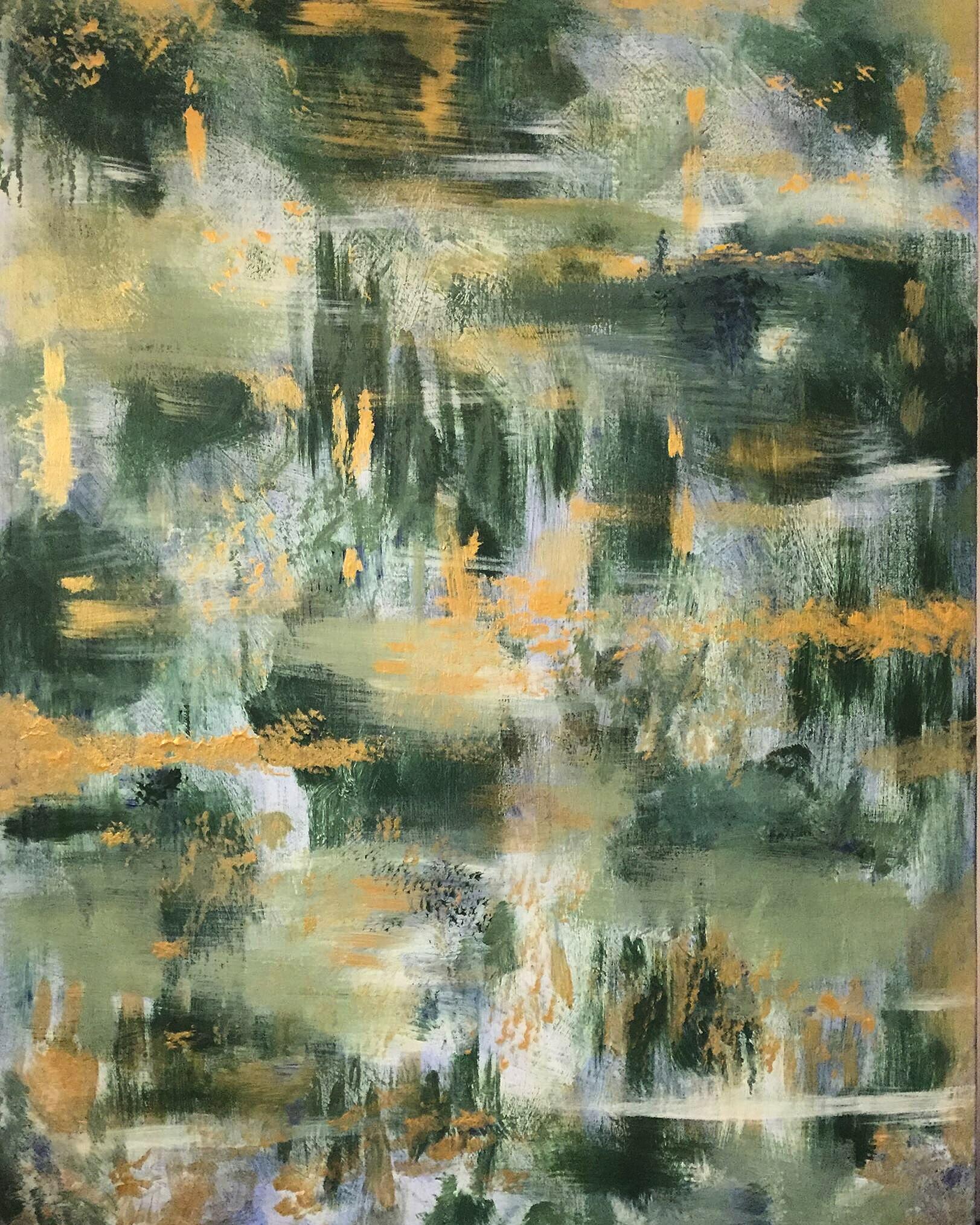 Green Ponds -