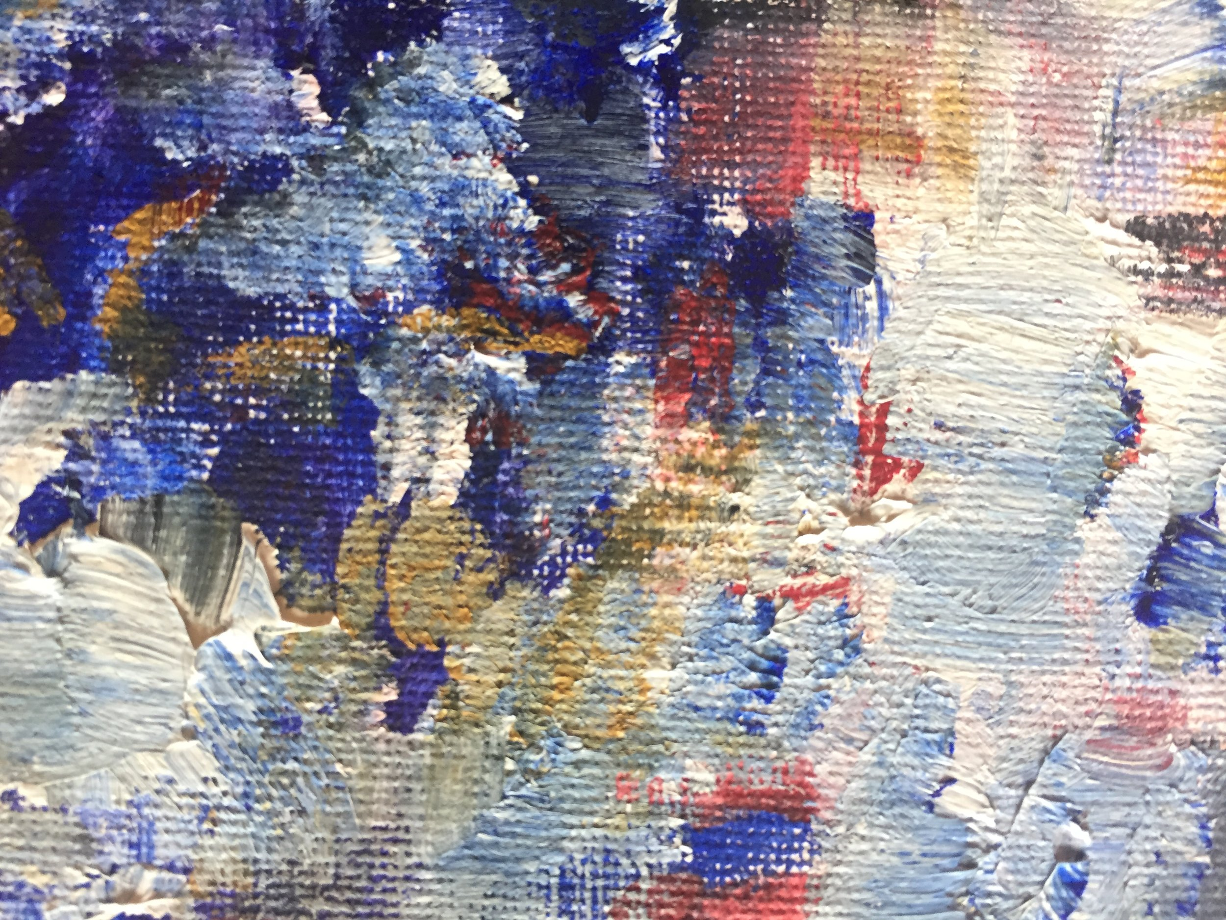 Firework - Samuel Deacon Art