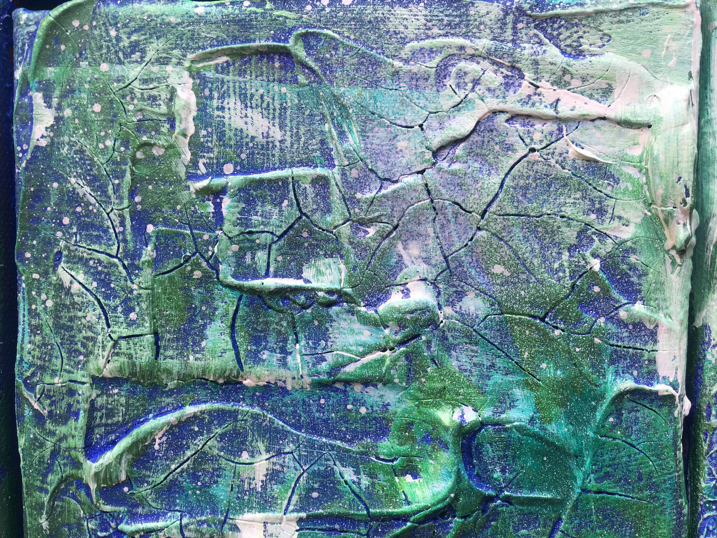 Patchwork - Samuel Deacon Art