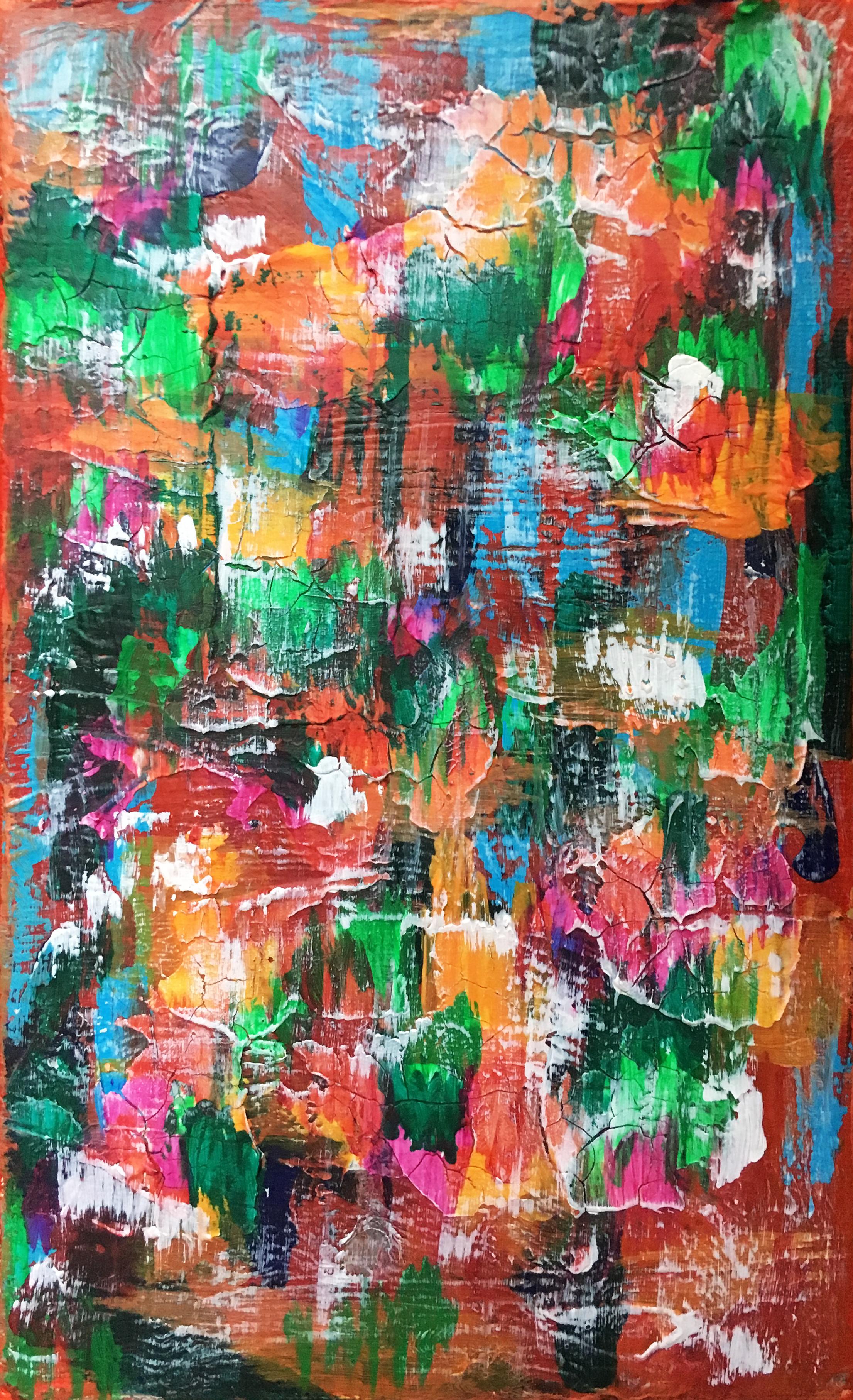 Coral Reef 6 - Samuel Deacon Art