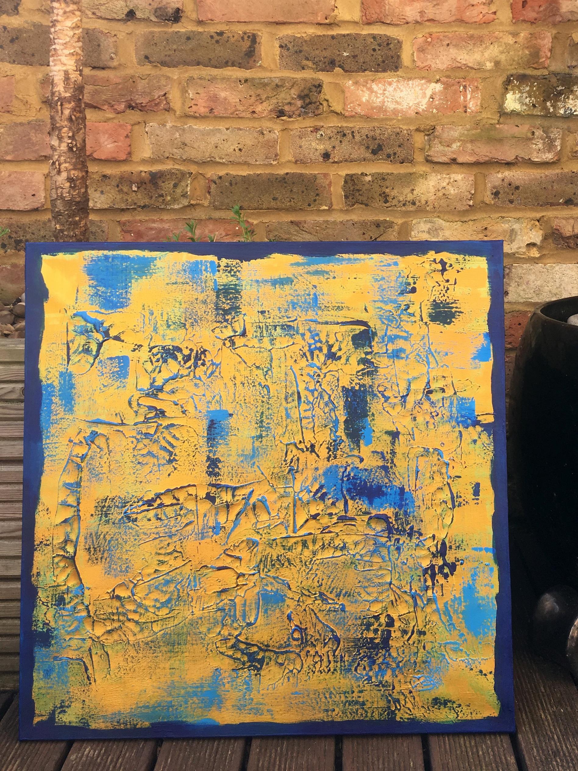 Shimmer - Samuel Deacon Art