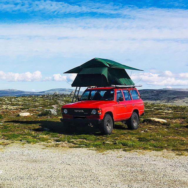 Det enkle liv👌 #ringebufjellet #utno #telttur