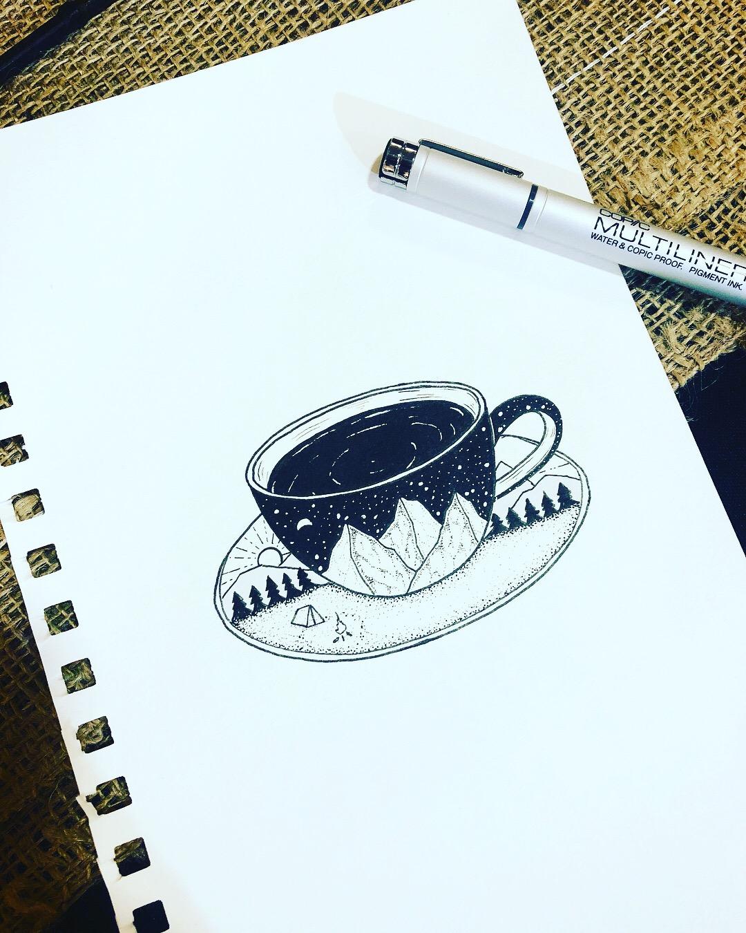 Morning Coffee Pt.2