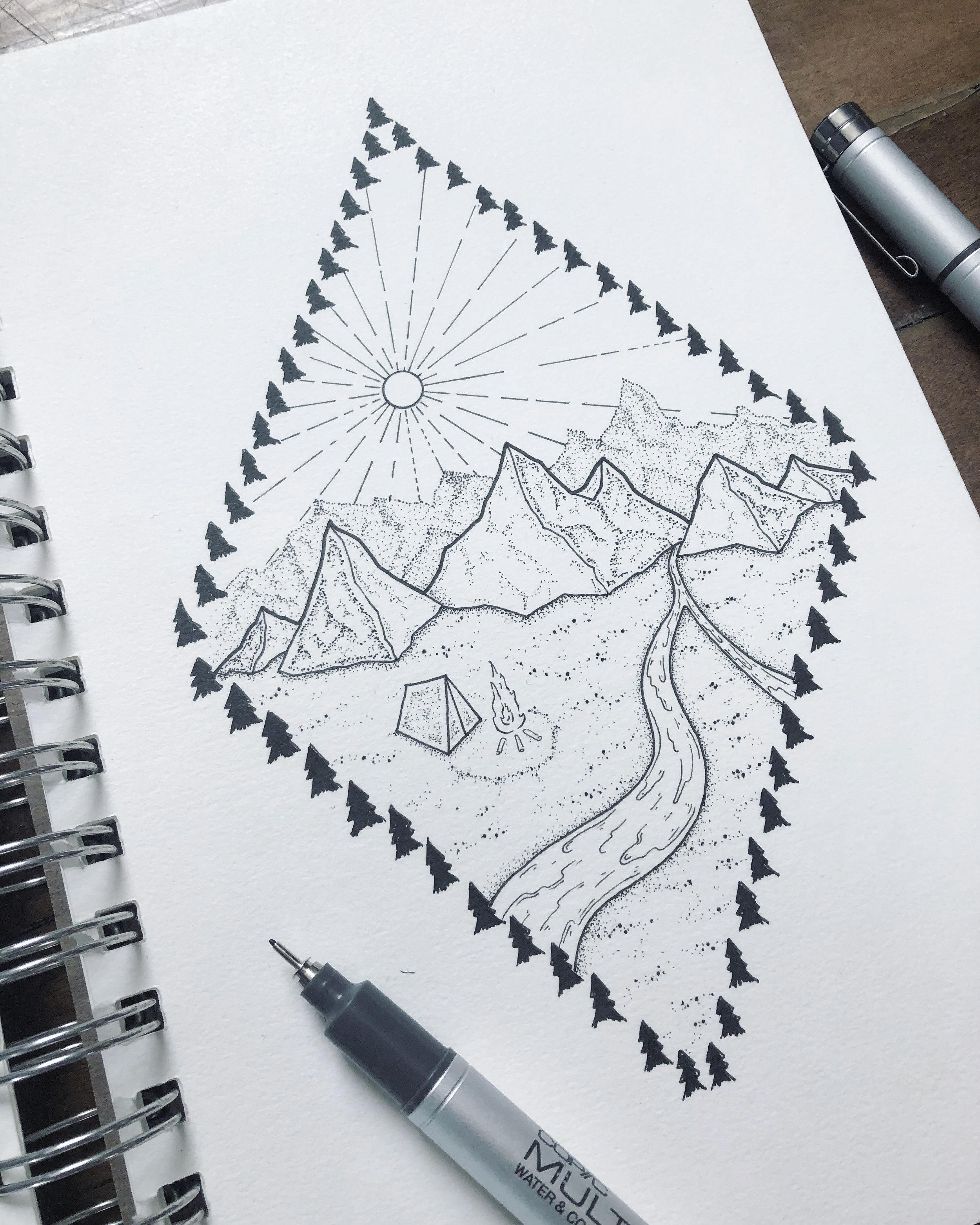 Diamond Trees