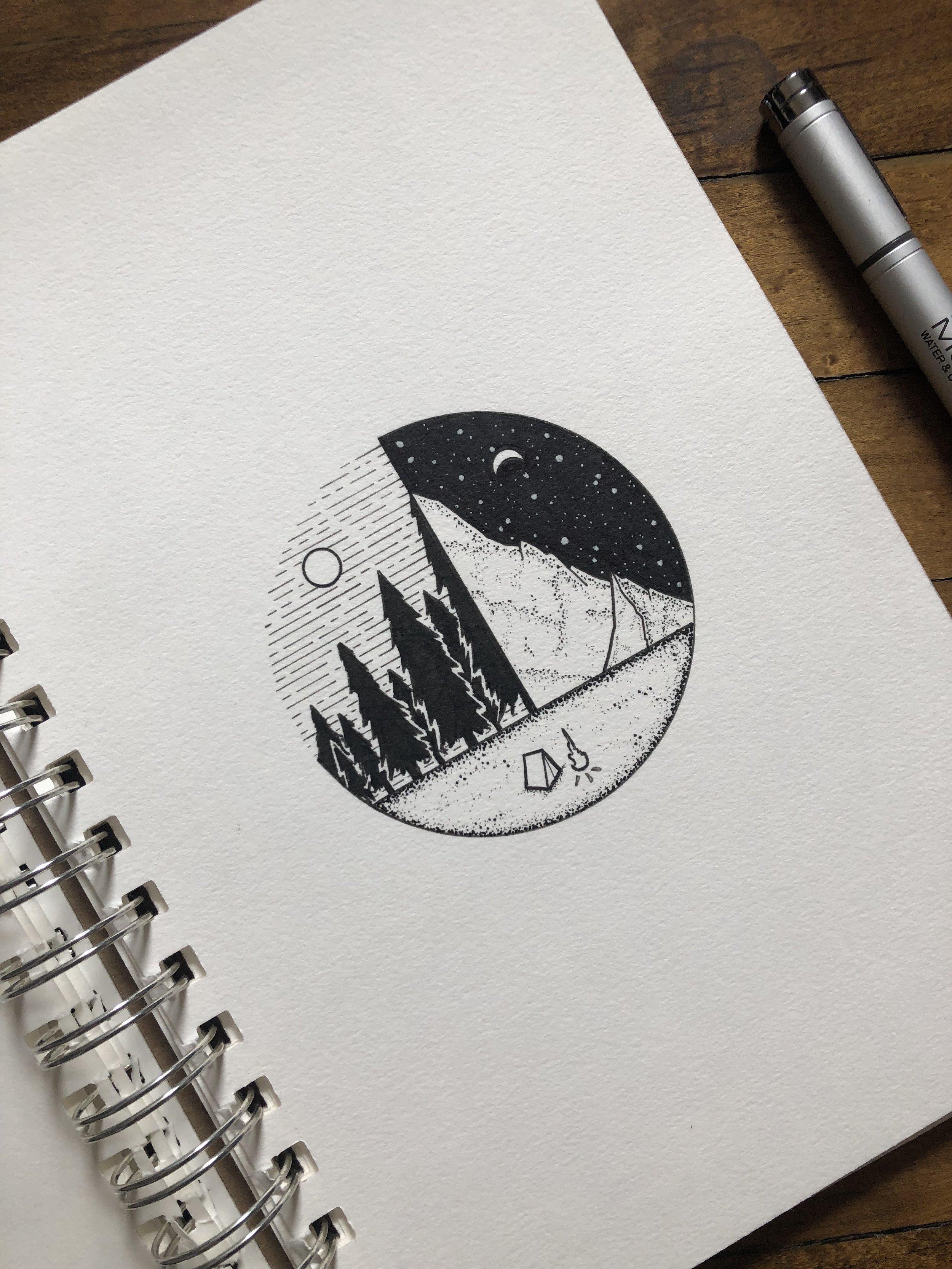 Trees:Mountains