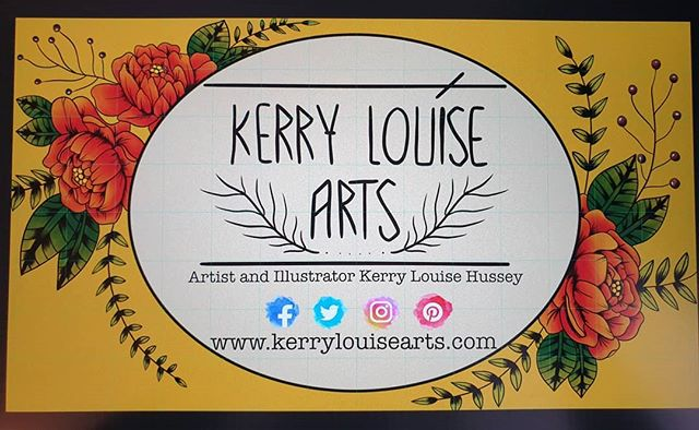 Have been working on a banner for the conventions the past few days. Just need to get it printed out now ready !  #conventions #kerrylouisearts #artist #nature #mythology #procreate #ipadpro #digitalart #freelanceillustrators #homestudio #flowers #floural #comiccon