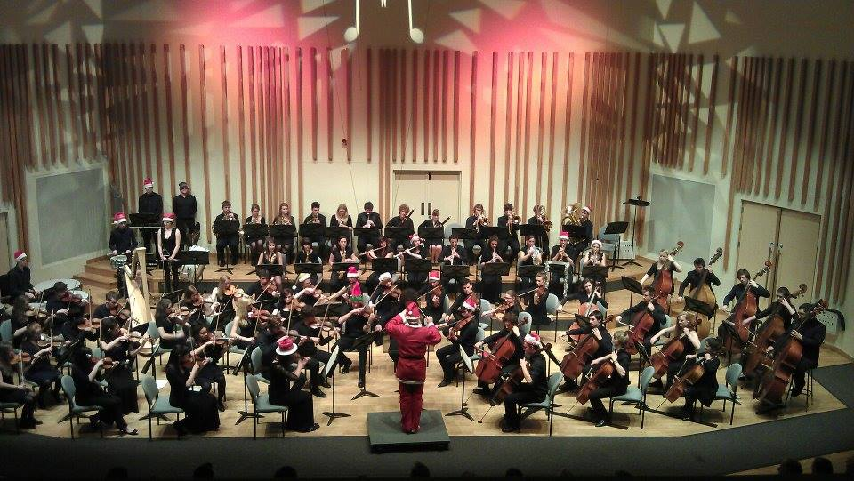 Photo credit: Manchester University Music Society