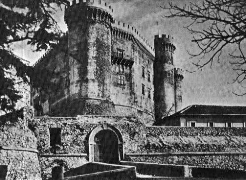 The Tower of Raimondello Orsini in Taranto, c. 1880