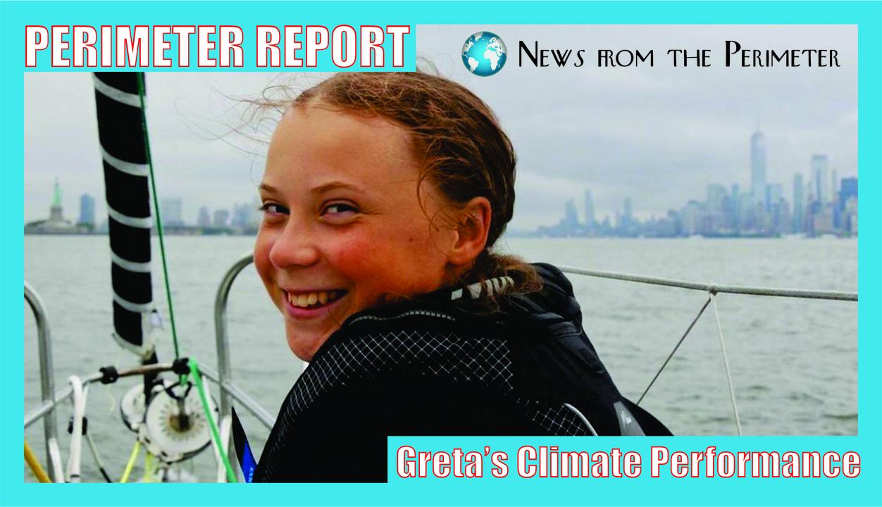 Perimeter Report: Greta's Climatic Performance -