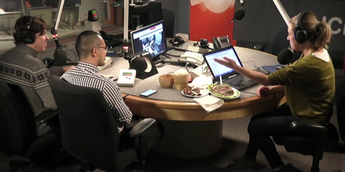 Radio Canada Video Interview - Click above