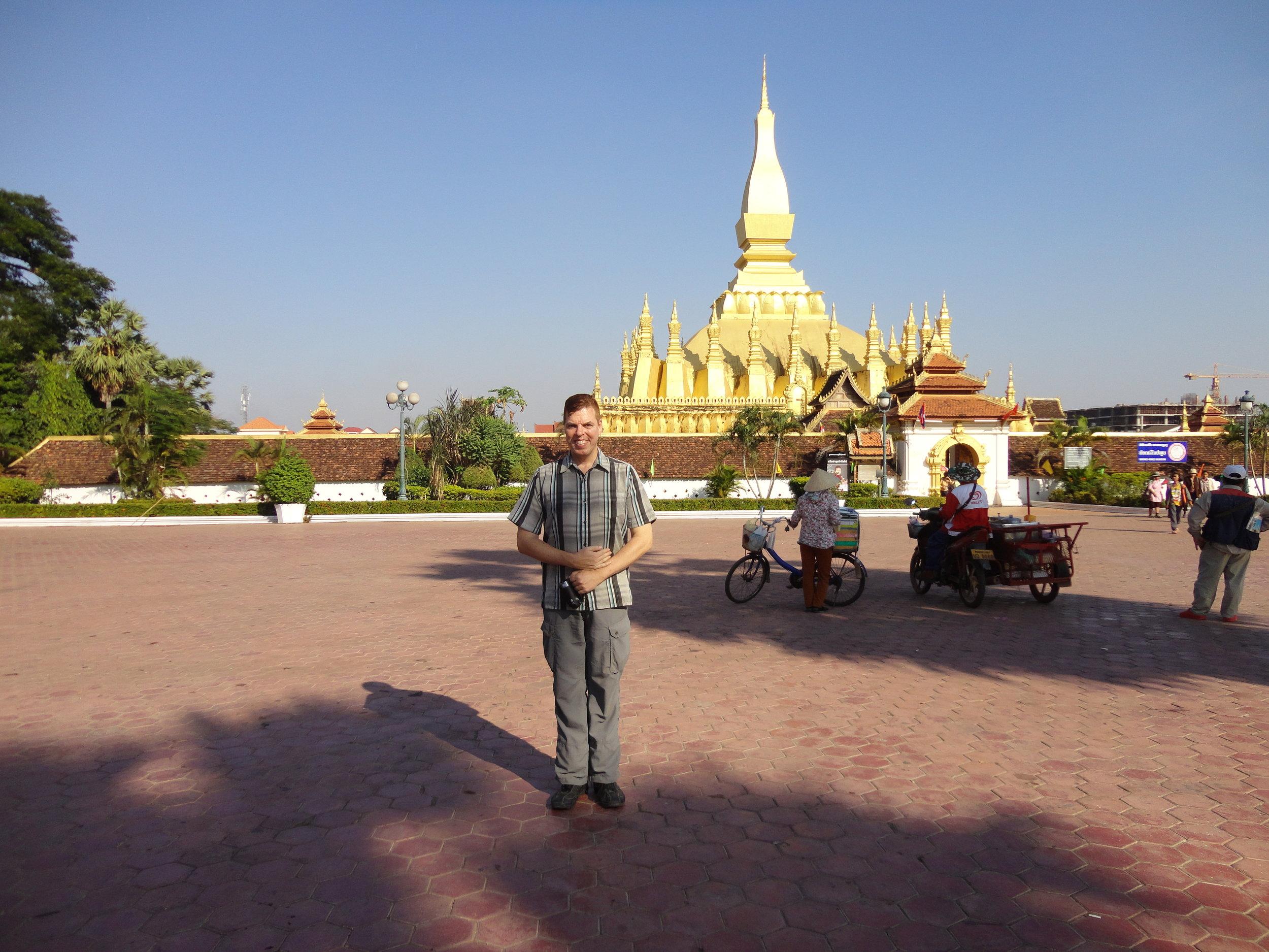 SKL in Laos 2015 - Blog