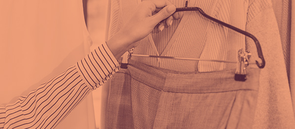 Consultoria em compras de itens de moda -