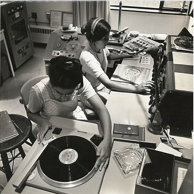 happy happy #NationalRadioDay to everyone from WMHC, here for you since 1952! we're excited to get back to broadcasting!