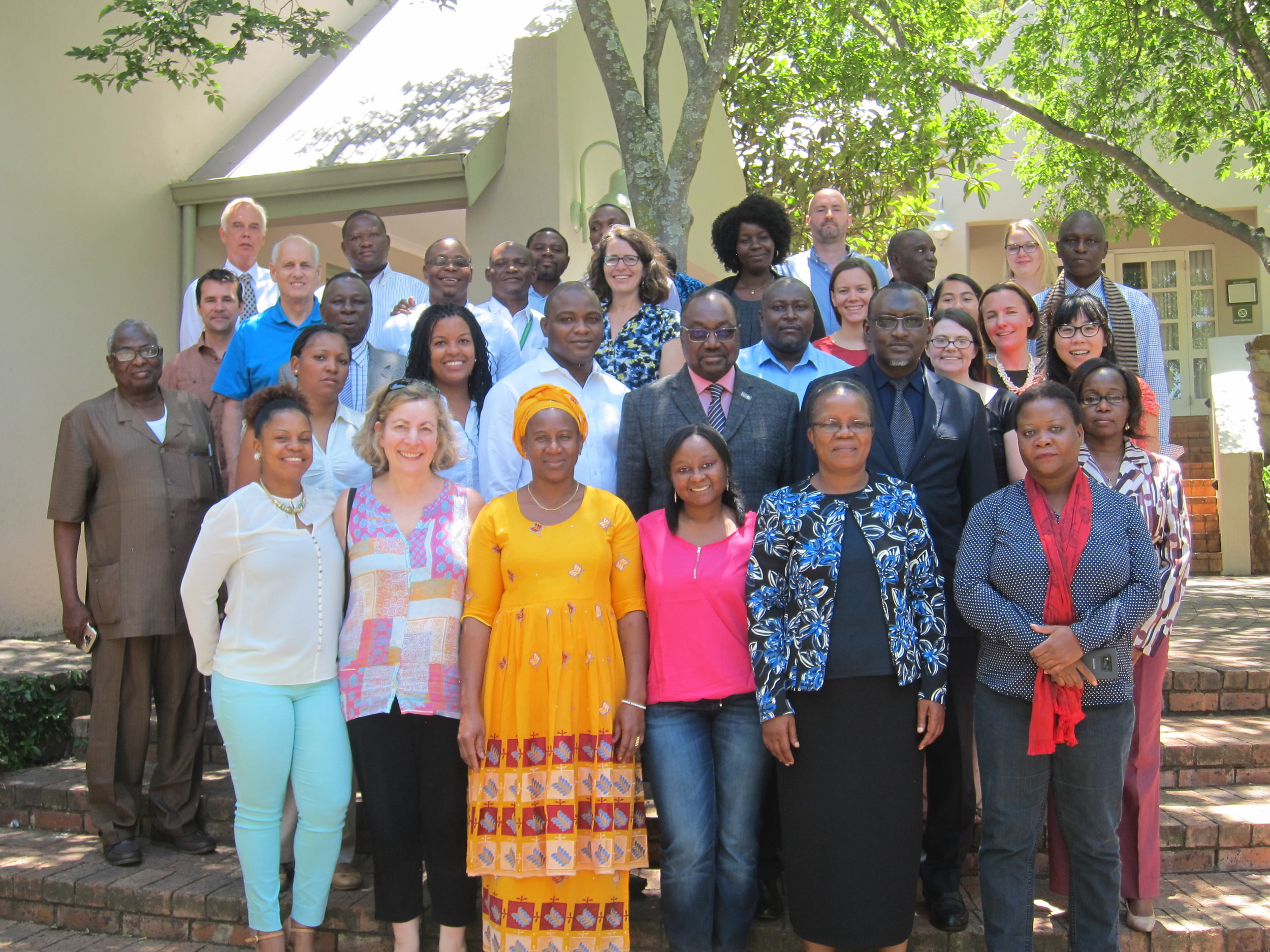 Global Collaborators' Meeting - Johannesburg 2017