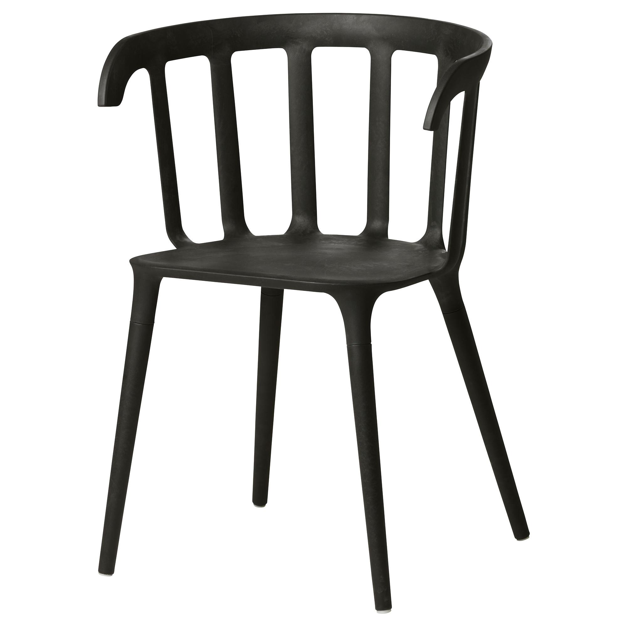 ikea PS 2012 aRMCHAIR - Black, $85.00