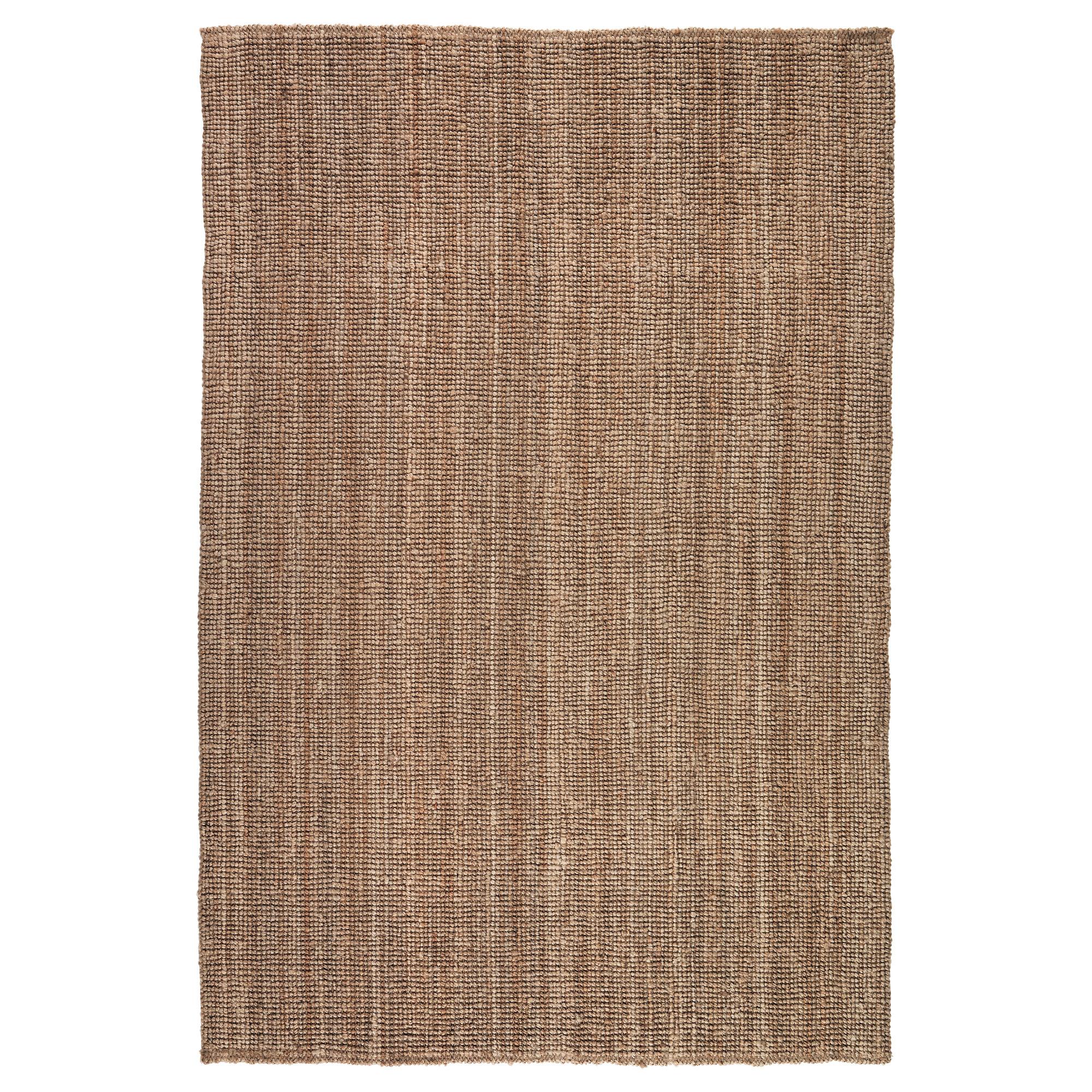 Lohals rug - Natural Flatwoven, 5'3