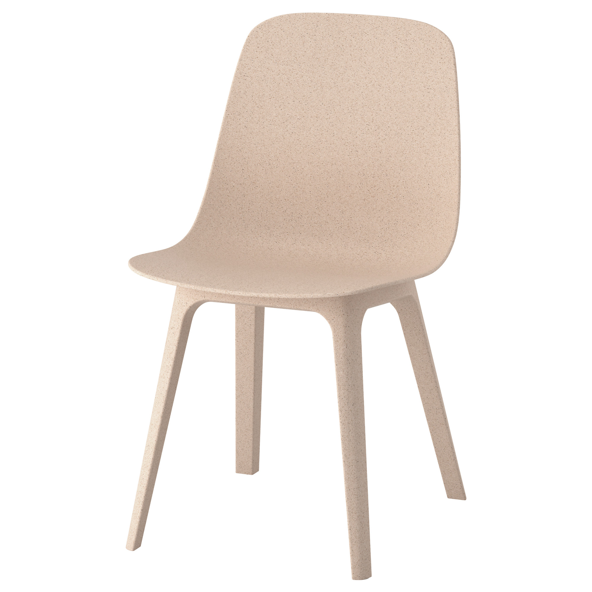 Odger Chair - Beige white (comes in multiple colors), $75.00