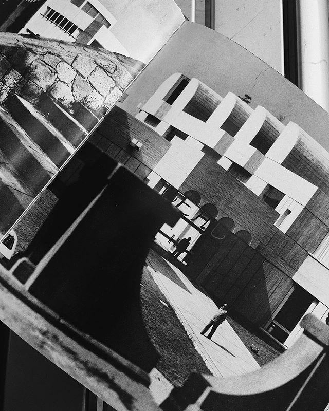 〰️ Josep-Lluís Sert   Joan Miró Foundation, Barcelona   c. 1975
