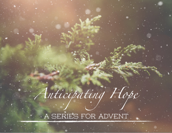Anticipating Hope