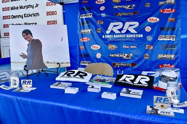 This summer was the very first Rayce Rudeen Foundation race at 34 Raceway in Burlington, Iowa. Sunday, October 6th, the race is airing on @mavtv . Tune in to watch an exciting race and to learn more about our foundation!  Thank you to everyone who participated and volunteered! @rudeenracing @cory_eliason @olliesbargainoutlet @allstarsprints