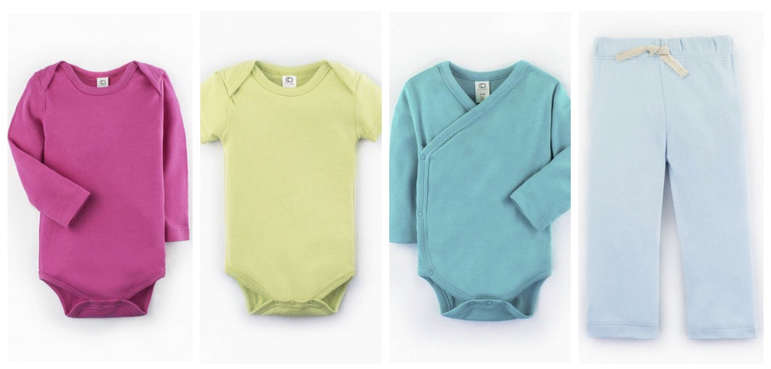 Colored Organics Baby Clothes
