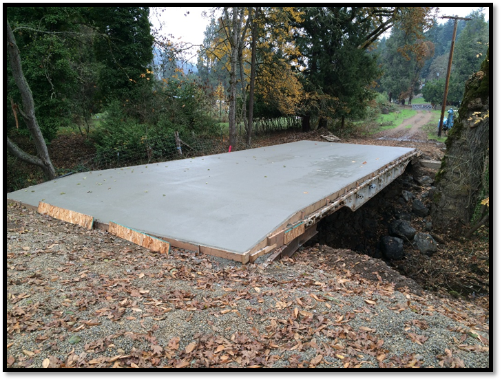Rice Creek Restoration