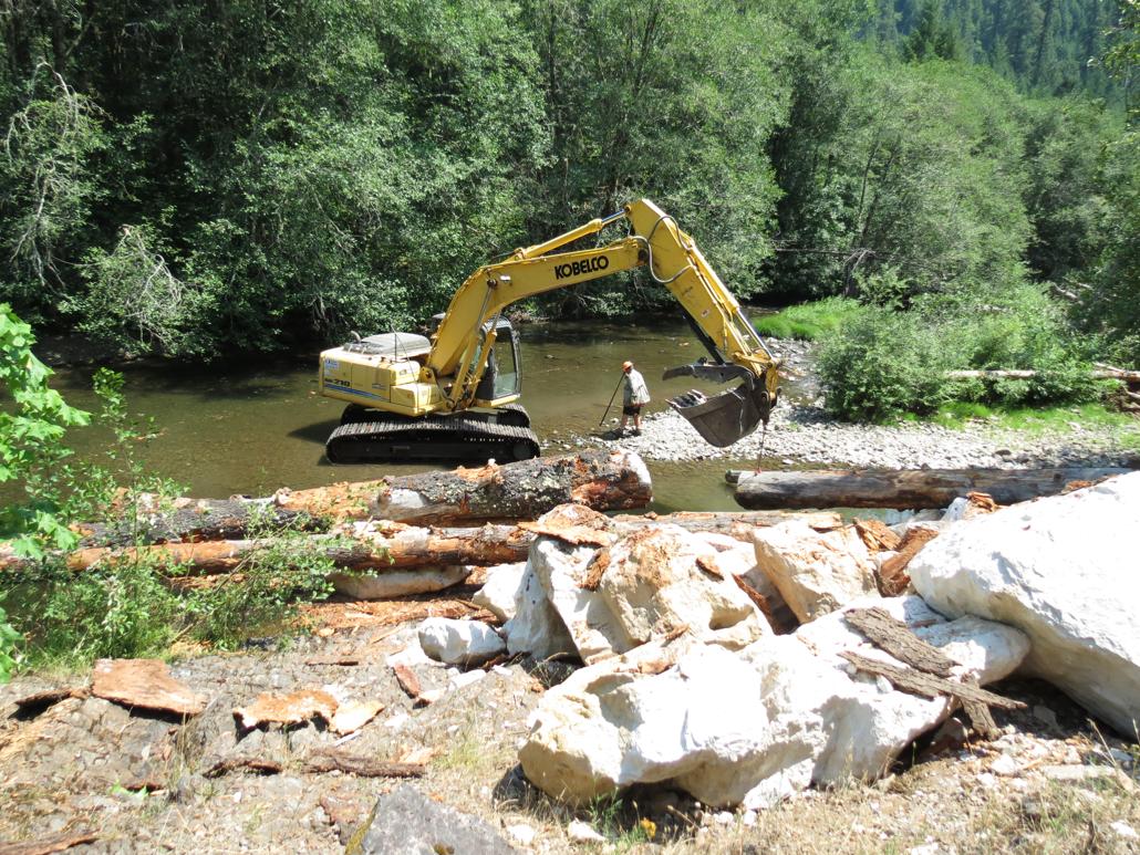 Rock Creek Restoration