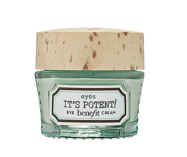 Benefit It's Potent Eye Cream - You will no longer have to say,
