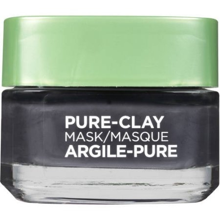 L'OREAL PARIS Pure-Clay Mask - The words on this box speak true: