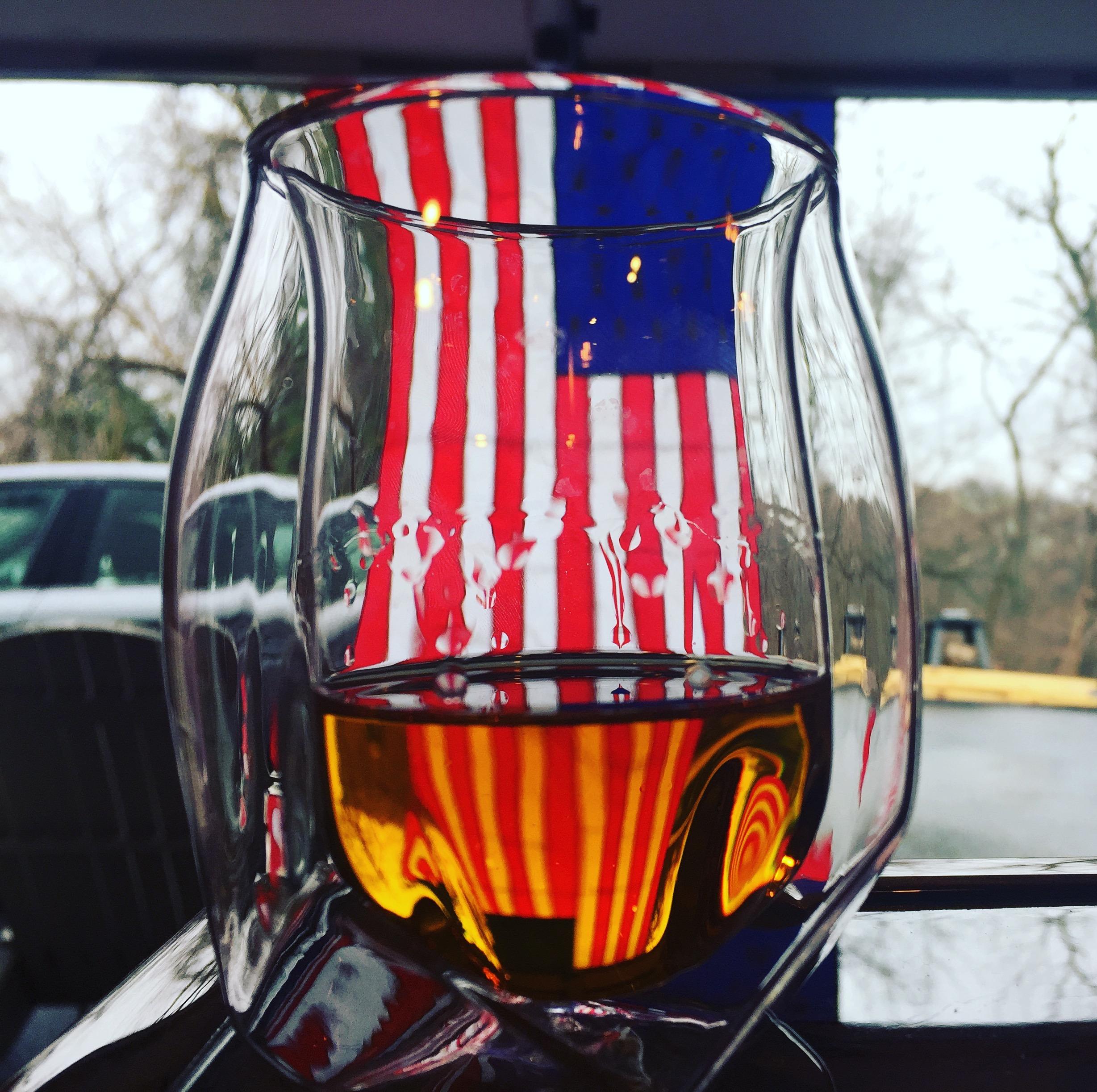 Bourbon and MERICA