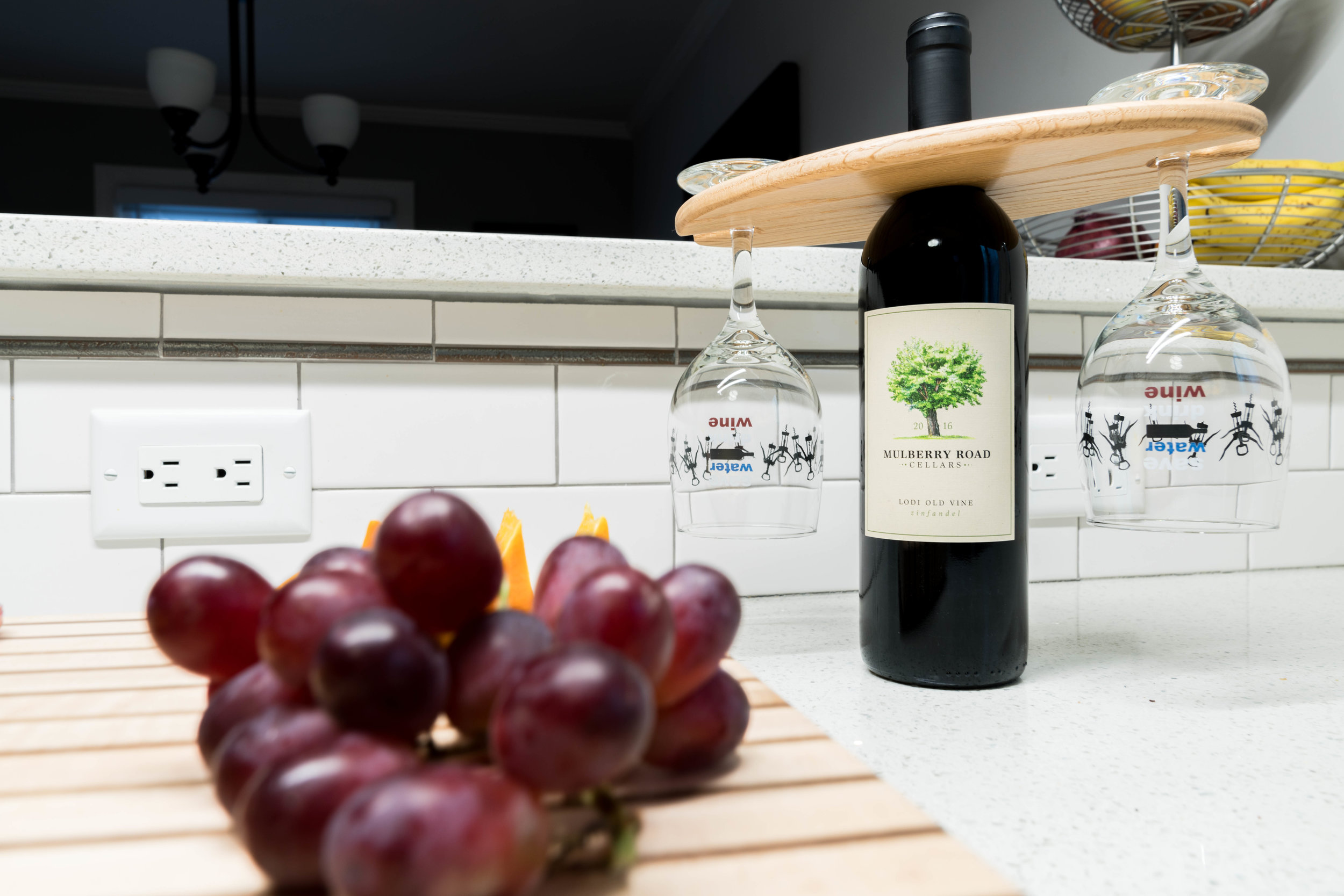 Wine Bottle Caddy