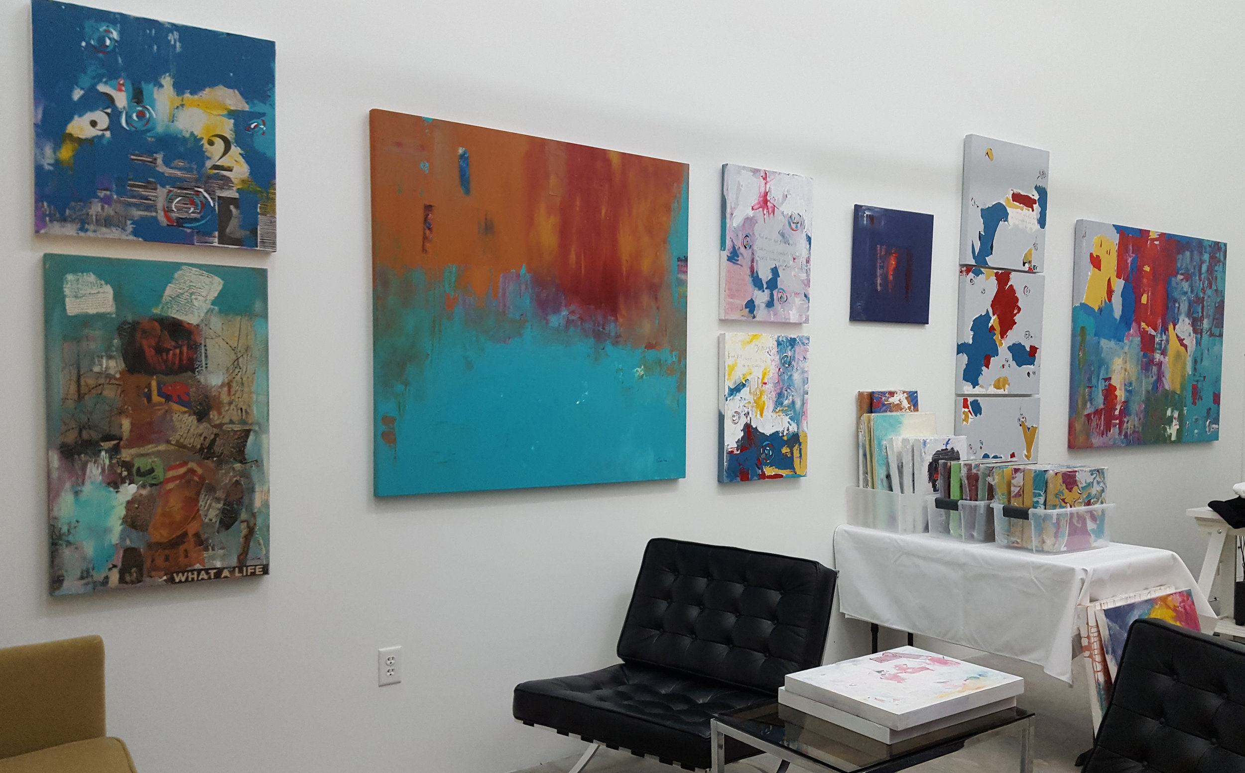 Artist Studio - 2016