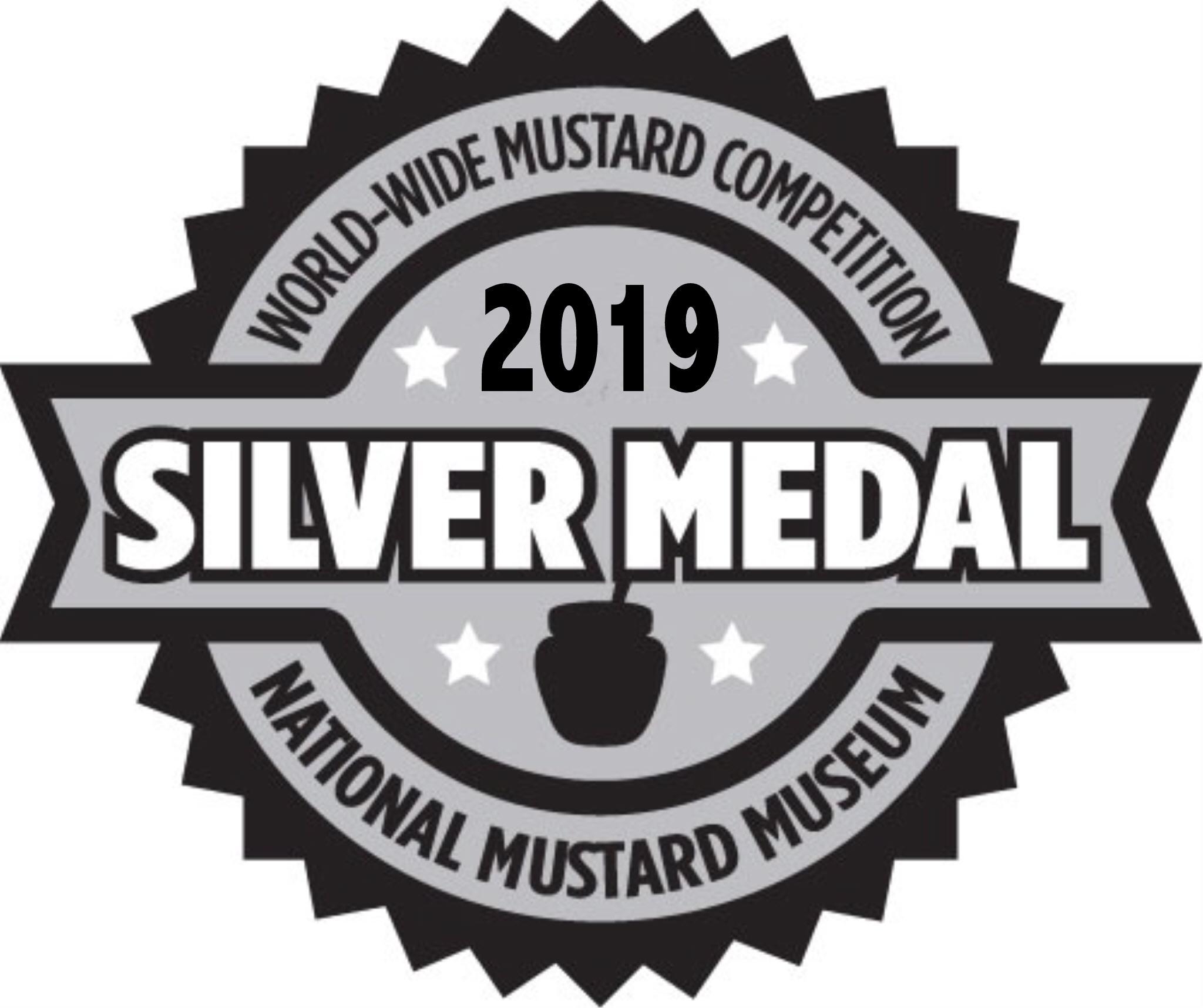 Silver Medal - MUSTARD -