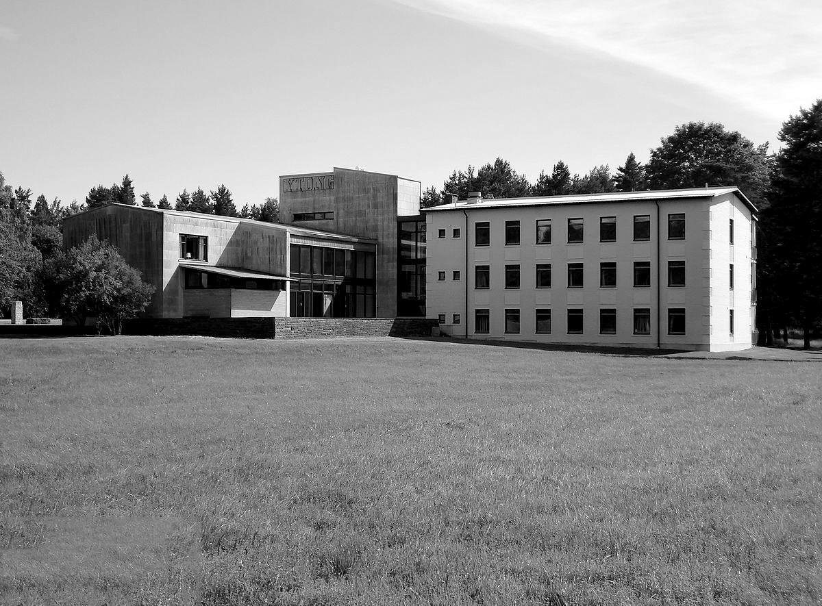 Yxhult & Ytong — Helge Zimdal 1956
